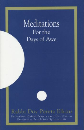 Meditations for the Days of Awe